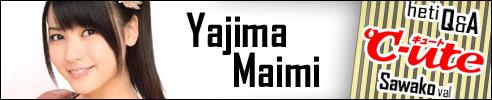 Yajima Maimi - C-ute Q&A