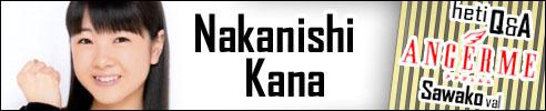 Nakanishi Kana - S/mileage Q&A