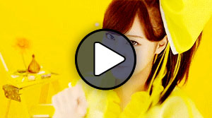 Hagiwara Mai a °C-ute Sekaiichi Happy na onna no ko című MV-jében