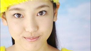 Iikubo Haruna a Morning Musume Pyocopyoco Ultra című MV-jében