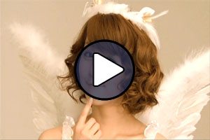 Mitsui Aika (ex-Morning Musume) a Morning Musume 12 SMART című album borítófotózásán