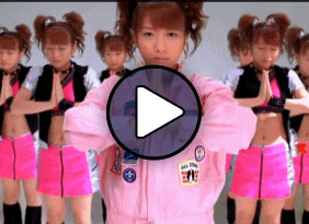 Tsuji Nozomi a W Ronokiss című MV-jében
