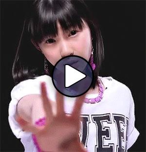Miyamoto Karin a Juice=Juice Watashi ga iu mae ni dakishimenakya ne című klipjében