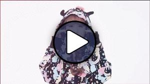 Sugaya Risako a Berryz Koubou 'Succhaka Mecchaka' című dalának speciális MV-jében