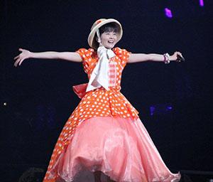 Tamura Meimi (ex-ANGERME) búcsúkoncertjén