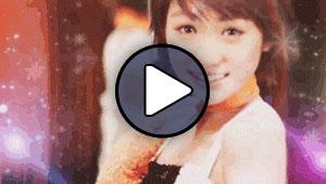 Kudou Haruka (Morning Musume) a One Two Three klipjében.