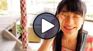 Ishida Ayumi (Morning Musume) az első szóló DVD-jében, a Greetings-ben!