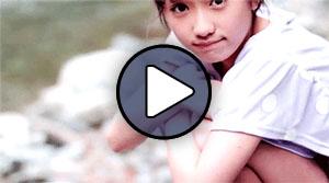 Kudo Haruka (Morning Musume) az első szóló DVD-jében, a Greeting-ben.